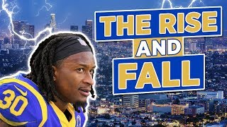 The Rise and Fall of Todd Gurley: A Film Breakdown of What REALLY Happened 👀