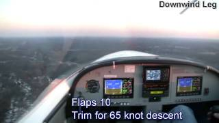 Atlanta Sport Flight - SportCruiser aircraft landing pattern