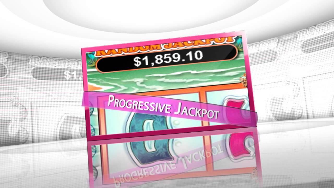 Slots of Vegas Crystal Waters Slot Machine Video Tutorial