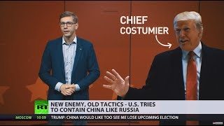 From Russia to China: US shifts to new enemy using same old tactics