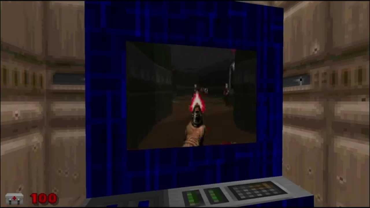 Watch Doom running on an ATM, a printer    and 10 other
