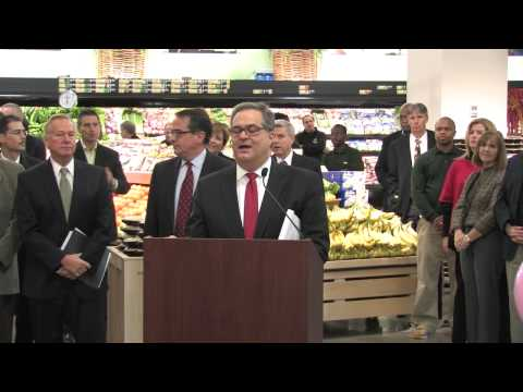 The Fresh Grocer New Brunswick Grand Opening 2012