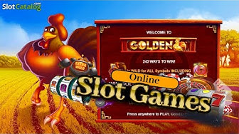 Golden Slot Machine | Online Casino Spielen // Le Clos