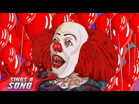 Old Pennywise Sings A Song Stephen Kings IT Parody