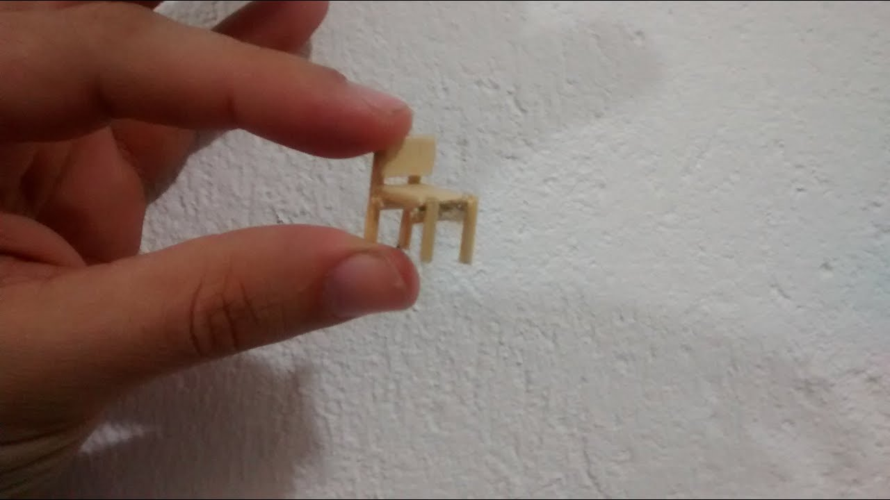 DM Dih Miniaturas de RPG  21 Cadeiras  YouTube