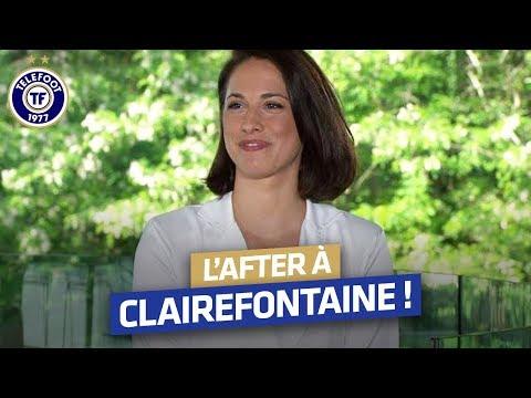 Téléfoot l'After du 27 mai à Clairefontaine !