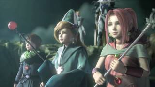 Final Fantasy IV (4) Complete Collection Launch Trailer (HD)