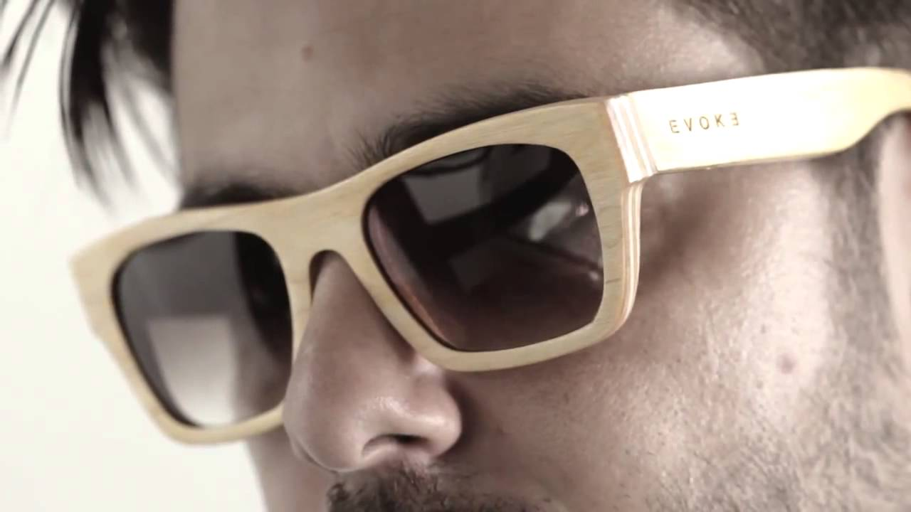 1f701793f Evoke Wood Series Maple Collection! Óticas Ribeira! - YouTube