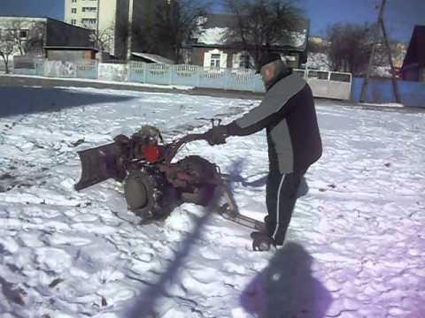 ПРИЦЕП ДЛЯ МОТОБЛОКА МТЗ 09 - YouTube