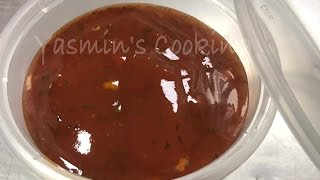 Sweet Chilli Sauce Recipe (Made in my Takeaway)