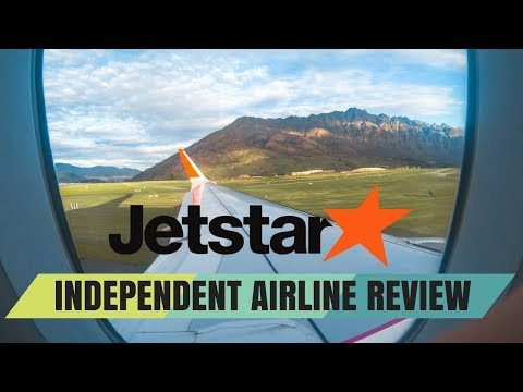 JETSTAR AIRWAYS Airline Review - Economy Perth-Sydney-Queenstown
