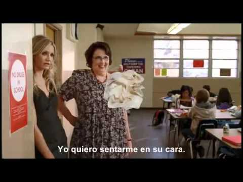 Bad Teacher Trailer Subtitulado Al Español Youtube