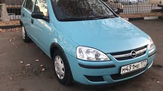 Видеообзор Opel Corsa 2006