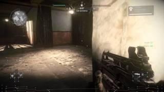 Killzone Shadow Fall Team Deathmatch 44 Kills