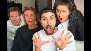 WER bin ich Lachflash EDITION!! mit Luca, Jan und Sandra