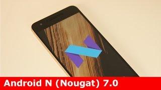 10 Tips & Tricks for Android N Nougat 7.0 running on Nexus 6P
