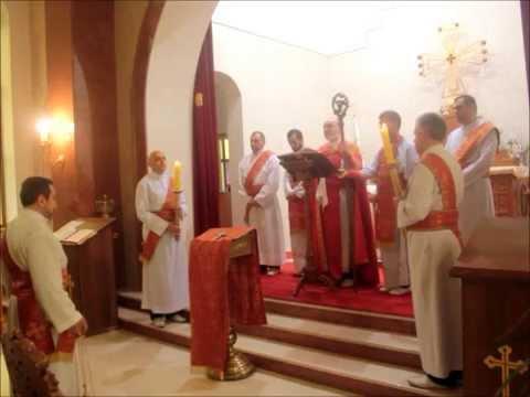 29.04.2014, Assyrian Church of the East, Eda d'Sulaqa d'Maran, Moscow