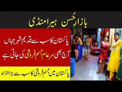 Documentry And History About Famous Market Of Pakistan | Urdu Studio
