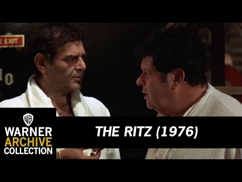 The Ritz (1976) –  Crisco Oil Party. Don't Bring Chuck.