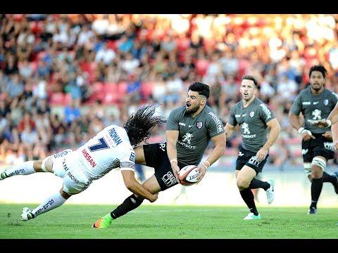 Match amical Stade - Colomiers Rugby : Le résumé
