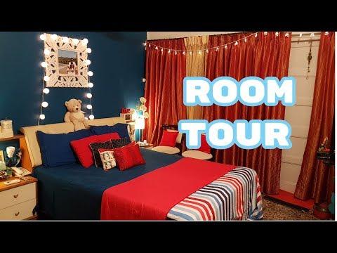Room Tour 2017 | Indian Room Tour | Home Decor Vlog