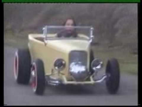 Mini 32 Roadster Powered By Vtwinwmv Youtube