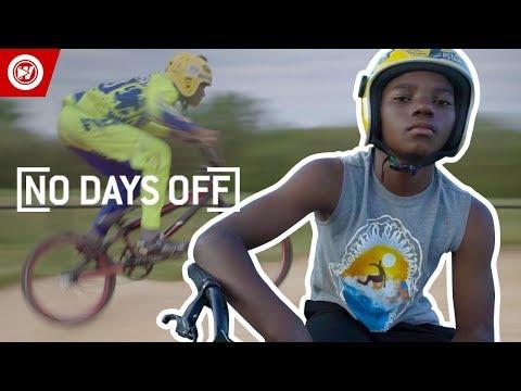 11-Year-Old World's FASTEST BMX Rider