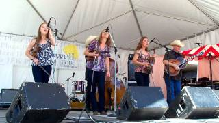 "The Quebe Sisters   ""Across the Alley From the Alamo"""