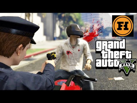 BE THE COPS – GTA 5 Mods