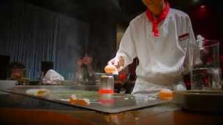 The Art of Teppanyaki