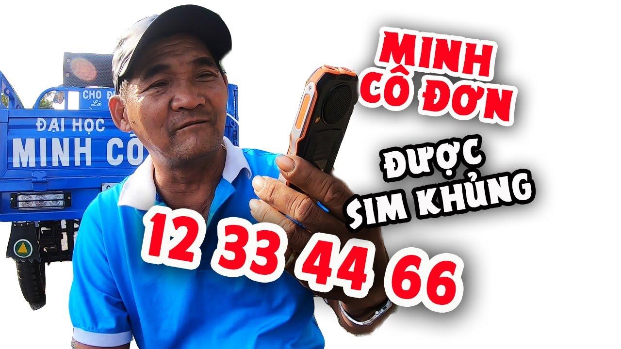 Chú Minh Cô Đơn được anh Út Hóa Bình Dương tặng sim siêu đẹp dịp Tết, 100 triệu cũng không bán