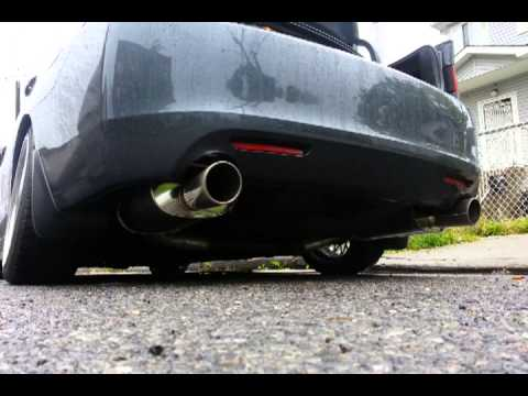 Acura Tsx Obx HRO Exhaust YouTube - Acura tsx exhaust