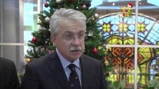 Главный детский хирург Москвы Александр Разумовский посетил медицинские учреждения Чувашии(, 2014-12-29T08:16:11.000Z)
