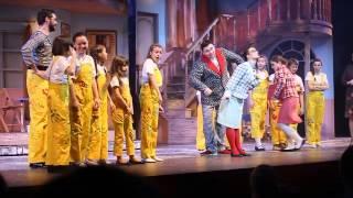 Баллада о маленьком сердце Мюзикл