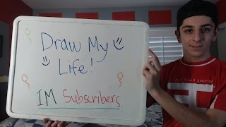 DRAW MY LIFE! - 1 MILLION SUBSCRIBER SPECIAL | FaZe Rug