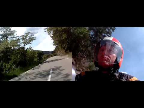 Giro moto Pirenei e Verdon 2015 (versione Completa)