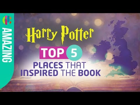 Top five places that inspired Harry Potter | LearnEnglish