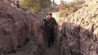 أمتار تفصل مواقع الجهاديين عن الجيش السوري في دير الزور