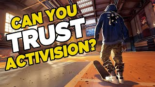 Vague Statement On Tony Hawk Microtransactions Confirms Their Inclusion