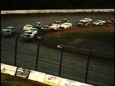 Oshkosh Speedzone Raceway - July 6, 2012 - Grand National Feature