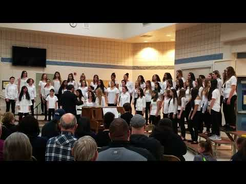 Stahl Junior High School Choir Concert 03.15.18