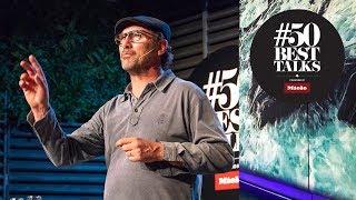 Paul Pairet of Ultraviolet explains the concept of psychotaste at #50BestTalks