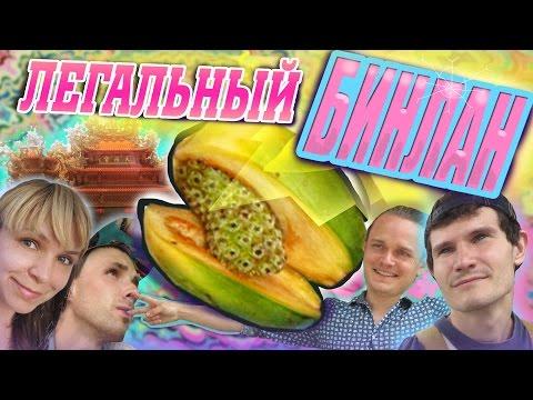Vlog:ШОК! Легальный наркотик Бинлан 槟榔 / Shock! Binlan - legal drugs /Taiwan/ art group VacciNation