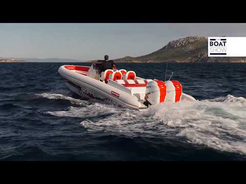[ENG] BSK MARINE SKIPPER NC 100S - 4K Resolution - The Boat Show