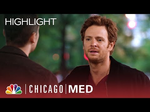 Will Halstead: Doctor and Undercover Cop  Chicago Med Episode Highlight