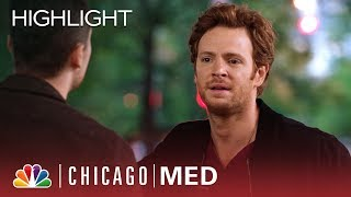 Will Halstead: Doctor and Undercover Cop - Chicago Med (Episode Highlight)