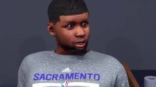 NBA 2k17 MyCareer Part 11: INJURED!