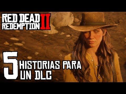 5 Historias para un gran DLC en Red Dead Redemption 2 - Jeshua Games thumbnail