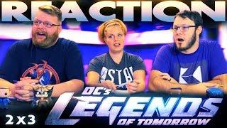 "Legends of Tomorrow 2x3 REACTION!! ""Shogun"""