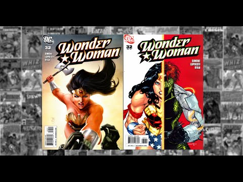 "Wonder Woman: vol 3 #32, Rise of the Olympian - Part 7 ""Compound Fracture"", -  Untimed"